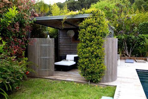 Paravent Für Garten  15 Ideen Für Einen Beweglichen
