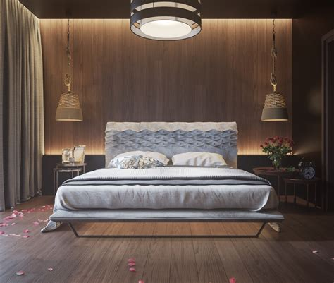 chambre deco bois 11 ways to a statement with wood walls in the bedroom