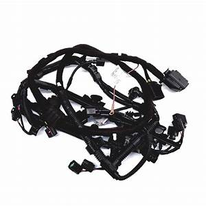 2008 Volkswagen Beetle Engine Wiring Harness  2 5 Liter  Manual Trans  Convertible   Coupe  2 5