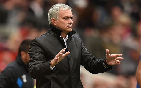 Mourinho Plays Down Man City Rivalry In Title Race — Sport