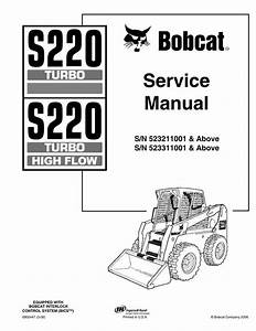 Bobcat S220 Turbo  S220 Turbo High Flow Skid