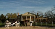James and Dolley Madison at their Virginia home. Maybe on ...