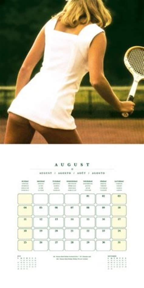 calendar tennis girl calendars ukpostersabposterscom
