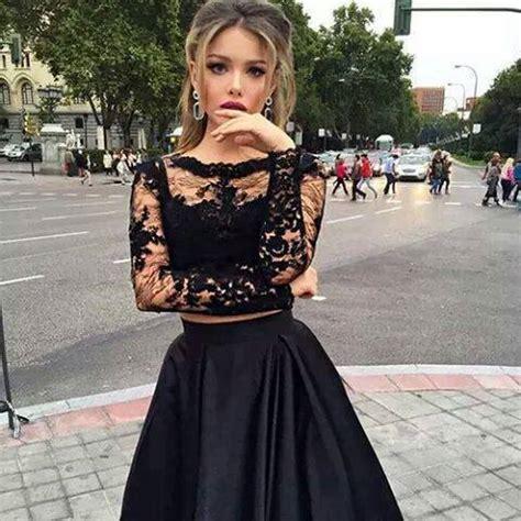 Outfits con vestido negro - siempre elegantes - Curso de Organizacion del hogar y Decoracion de ...