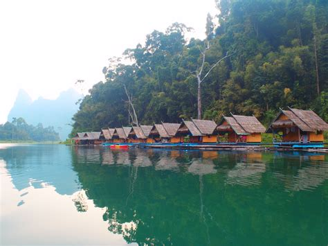 Khao Sok National Park Surat Thani Thailand
