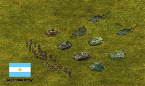argentina image fierce war mod for rise of nations