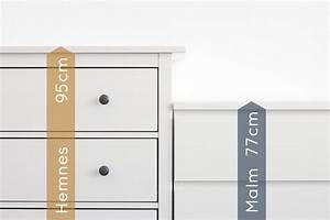 Ikea Wickelkommode Malm : ikea hemnes vs malm verschiedene h hen der wei en kommoden mit 3 schubladen ikea kommoden ~ Sanjose-hotels-ca.com Haus und Dekorationen
