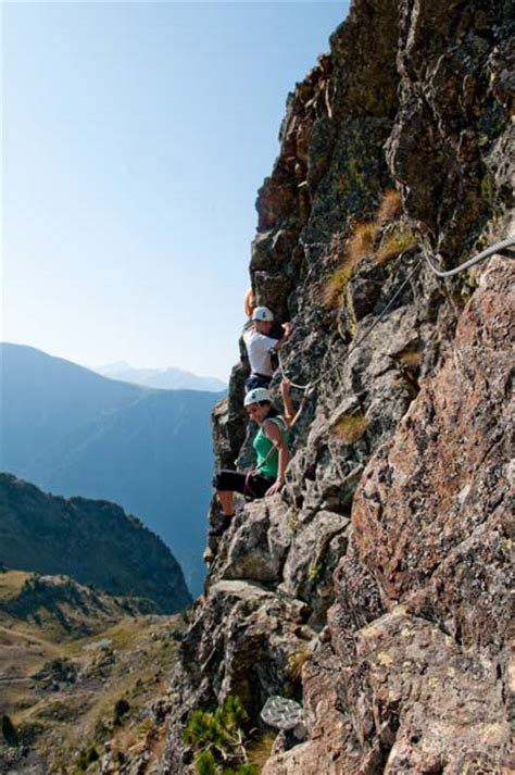 viaferrata com 65 via ferrata les lacs robert