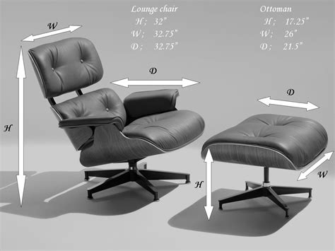 repair eames for miller eames lounge chair furniture