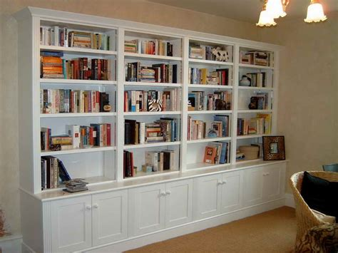 Planning & Ideas  Library Bookcase Plans Bookcase Wall