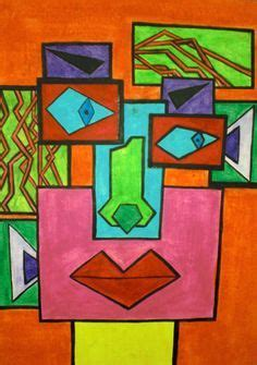famous abstract art faces buscar  google kunst fuer