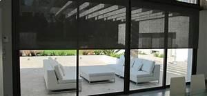 Rideau Baie Vitree : quel store pour ma maison le point sur les diff rents ~ Premium-room.com Idées de Décoration