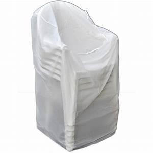 Housse Mobilier De Jardin : housse plastique chaises de jardin protection mobilier de jardin ~ Teatrodelosmanantiales.com Idées de Décoration