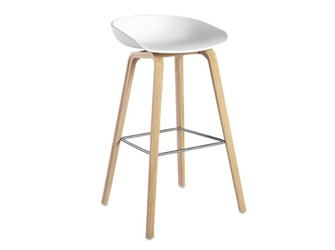 Tabouret Hay About A Stool by Buy The Hay About A Stool Aas32 Wooden Base At Nest Co Uk