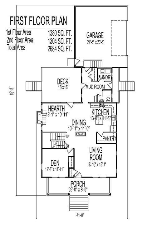 country farm homes open floor plan farmhouse  sq ft