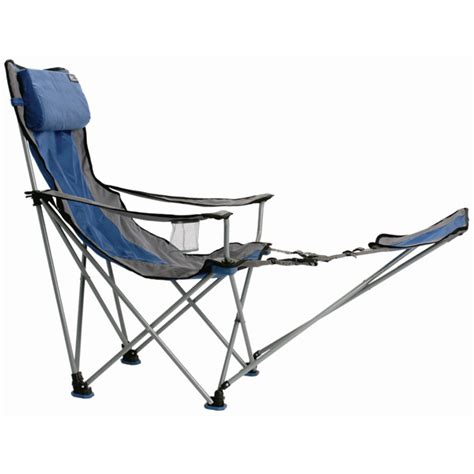 Foldable Lawn Chair With Footrest by Travel Chair Big Bubba Folding Outdoor Chair With Footrest