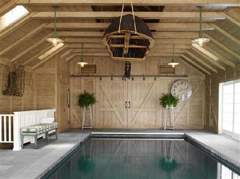 indoor pool eclectic pool