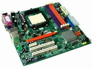 Acer T180 Motherboard