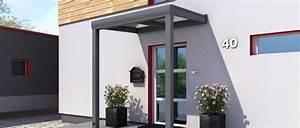 Vordach Haustür Mit Seitenteil : haust r vordach schutz vor wind wetter das rexin magazin ~ Buech-reservation.com Haus und Dekorationen