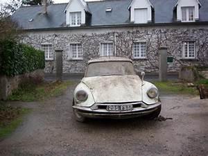 Voiture Sortie De Grange : citro n id 19 commerciale luxe 1961 ~ Gottalentnigeria.com Avis de Voitures