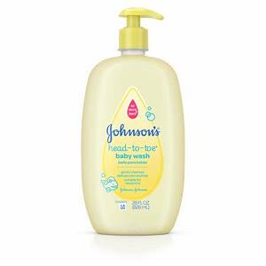 Johnson's Head-To-Toe Gentle Baby Wash, 28 Fl. Oz ...