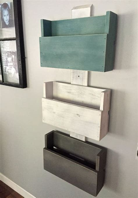 The 25+ Best Ideas About Mail Organizer Wall On Pinterest