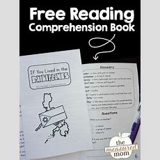 Free Reading Comprehension Activity For Second, Third, And Fourth Grade  The Measured Mom