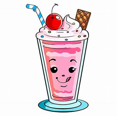 Milkshake Draw Drawing Shake Easy Chocolate Tutorial