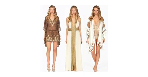 haute hippie resort  collection popsugar fashion
