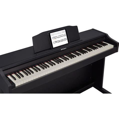 piano numerique meuble roland rp  bk paul beuschercom