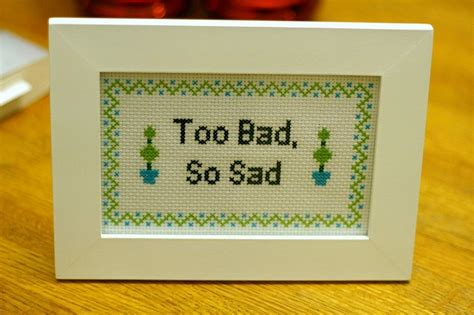 140 Best Images About Subversive Cross Stitch In The Wild