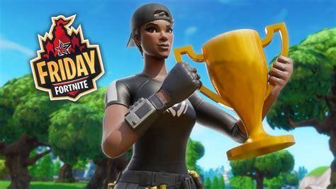 won friday fortnite  clix  youtube