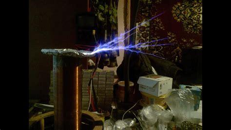 Качер бровина на полевом транзисторе с прерывателем