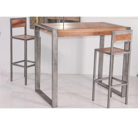 fabriquer une table haute de cuisine les 25 meilleures id 233 es de la cat 233 gorie table haute sur grande table de cuisine et
