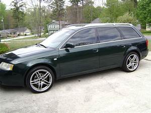 Audimom 1999 Audi A6 Specs  Photos  Modification Info At