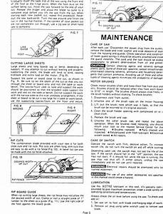 Craftsman 135276103 1101255l User Manual 7 1  4 Worm Drive