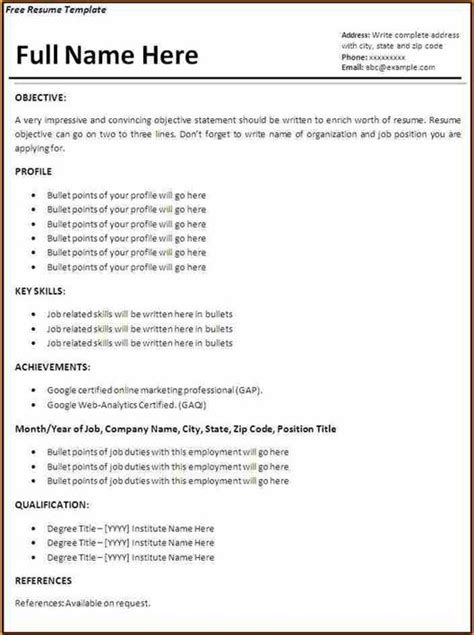 Resume How To by How To Write A Resume That Will Get You An