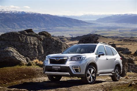 Subaru Forester Wins An Aa Driven New Zealand Car Of The