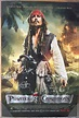PIRATES OF THE CARIBBEAN ON STRANGER TIDES MOVIE POSTER ...