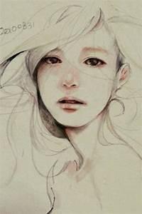 Sad girl. Art. Sketch. | Art! | Pinterest | Girls, Sad ...