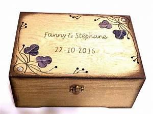Wedding Ring Box, Personalized Ring Box, Wedding Gift ...