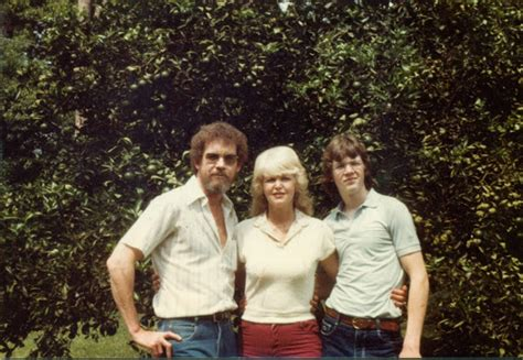 Bob Ross, Vicky Ross (bob's) First Wife & Their Only (son
