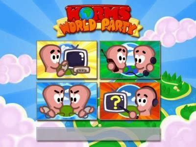 game  pc offline worm world party