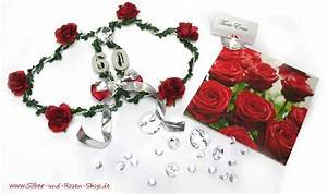 Bilder Und Dekoration Shop : tipps tischdeko zur diamanthochzeit silber und rosen shop ~ Bigdaddyawards.com Haus und Dekorationen