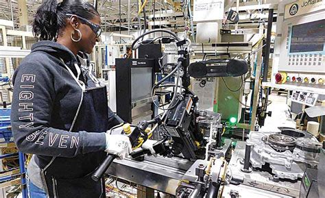ford cutting jobs  detroit area transmission plant