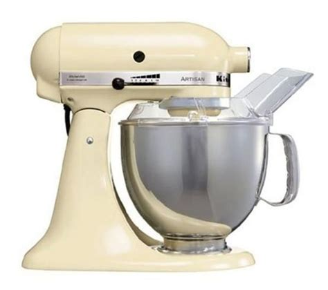 cuisine kitchenaid buy kitchenaid 5ksm150psbac artisan stand mixer almond