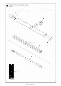 Husqvarna 545 Rx Parts Diagram For Shaft
