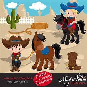Little Cowboy Clipart – 101 Clip Art