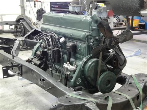 Buick 8 Engine by 1936 Buick 8 Driven Ford Diesel Engines Ford