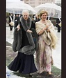Queen Margrethe of Denmark and Queen Anne Marie of Greece ...